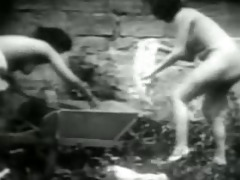 superlatively good of 18 s - old vintage video.