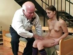 old grandpapa fucking young playgirl