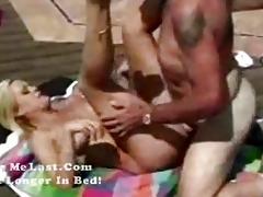 annaesapretty golden-haired rides her rich dad