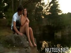 guy copulates his girlfriend