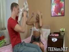 fleshly sex game of precious legal age teenager