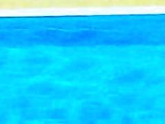 honeys secret team fuck by the pool