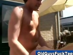 old chaps hot younger playgirl