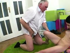delighting two lustful teachers