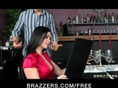 hawt breasty brunette lalin girl slut has soaked