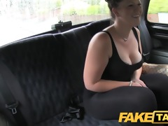 faketaxi young cutie with bouncy boobs enticed by